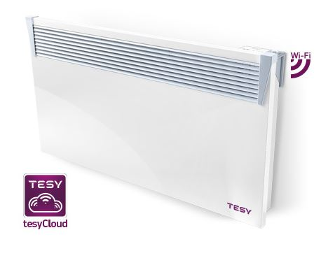 Poza Convector electric Tesy CN 03 250 EIS CLOUD W
