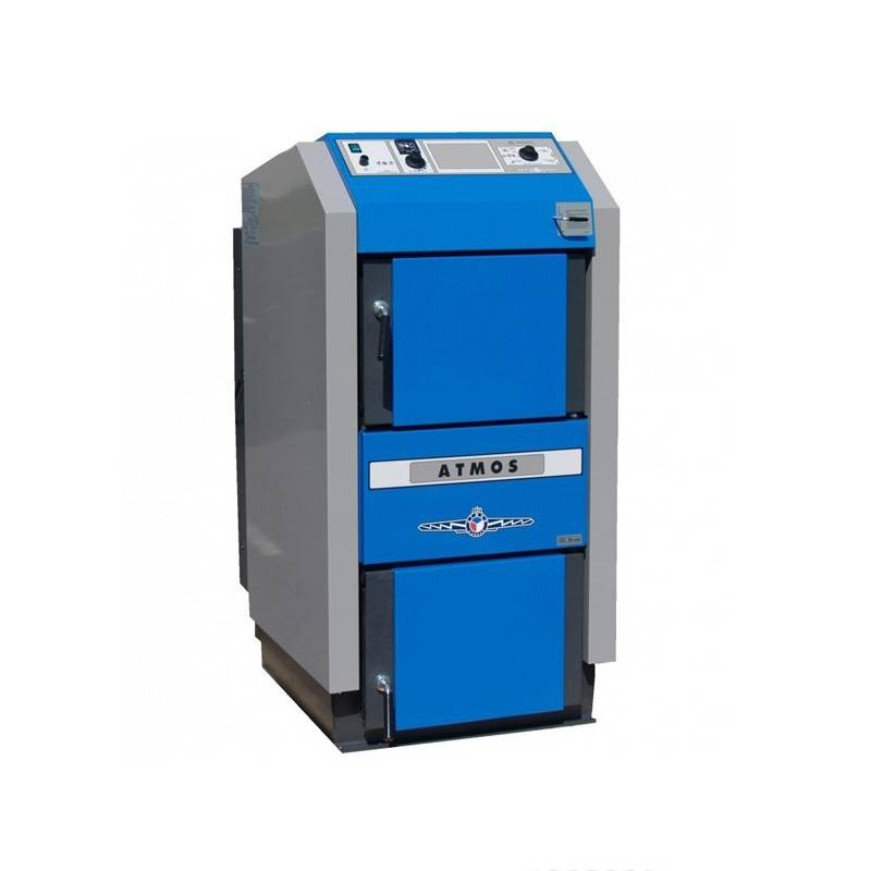 Poza  Centrala termica pe lemne ATMOS DC50S 49 kw