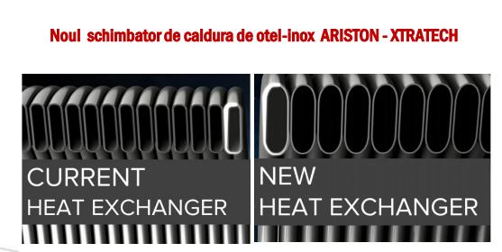 Poza Schimbator centrala termica in condensare Ariston Genus One