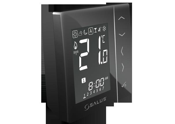 Confort, eficienta si control cu sistemul Salus Smart Home IT600. VS10BRF