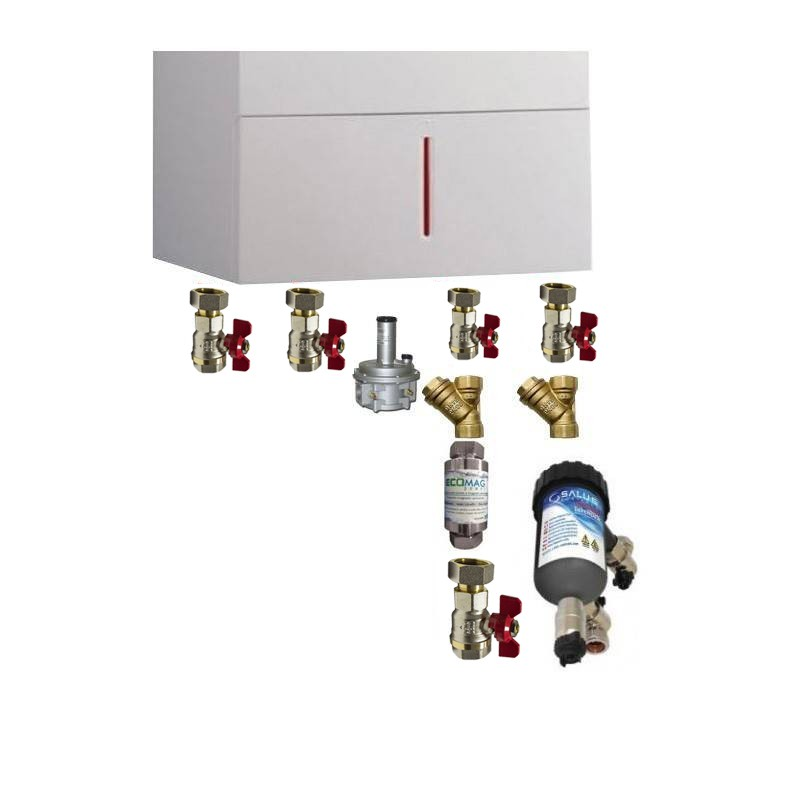 Poza Pachet premium pentru instalare centrala termica pe gaz. Poza 8460