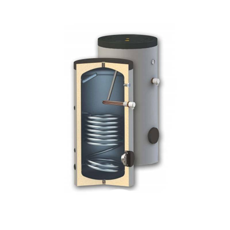 Poza Boiler cu o serpentina Woody SN 500 litri