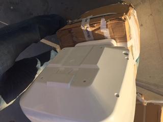 Poza Boiler electric Ariston Andris RS 30 EU 30 litri resigilat. Poza 10033