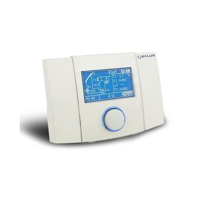 Poza Controller solar pentru 2 pompe Salus PCSol201. Poza 10146