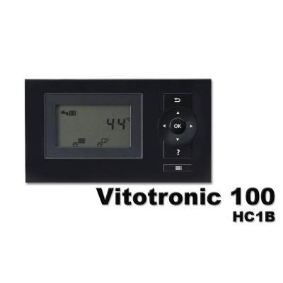 Poza Centrala termica in condensare Viessmann Vitodens 200-W,Vitotronic 100 HC1B 80 KW. Poza 10310
