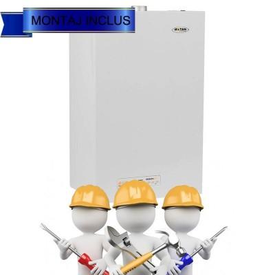 Poza Centrala termica Motan Sigma 31 Erp - 31 kW cu montaj, punere in functiune si autorizatie de functionare. Poza 10499