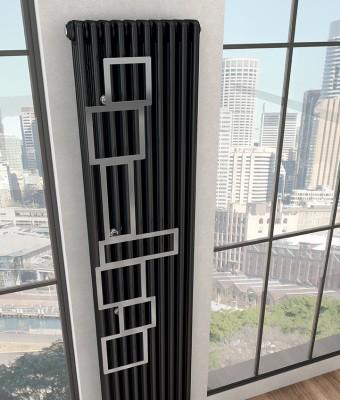 Poza Caloriferele tubulare decorative Irsap Tesi 4, o gama de produse cu multiple optiuni de instalare. Poza 10597