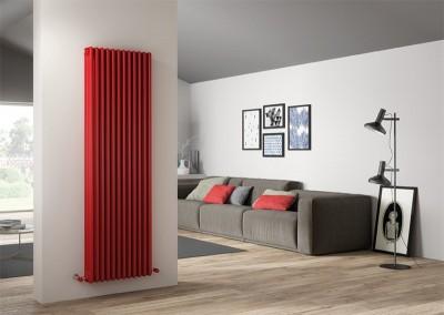 Poza Caloriferele tubulare decorative Irsap Tesi 4, o gama de produse cu multiple optiuni de instalare. Poza 10601