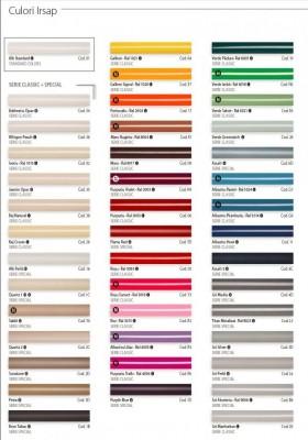 Poza Gama de caloriferele tubulare decorative Irsap Tesi 6, disponibila intr-o varietate larga de dimensiuni. Poza 10615