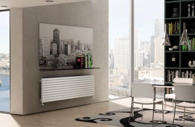 Poza Piano – noua gama de calorifere decorative Irsap, creata pentru a se incadra in orice tip de spatiu. Poza 10627