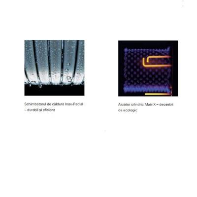 Poza Centrala termica in condensare Viessmann Vitodens 200-W, Vitotronic 200 HO1B 49 KW. Poza 10289