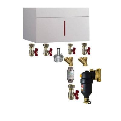 Poza Pachet premium pentru instalare centrala termica pe gaz. Poza 12462