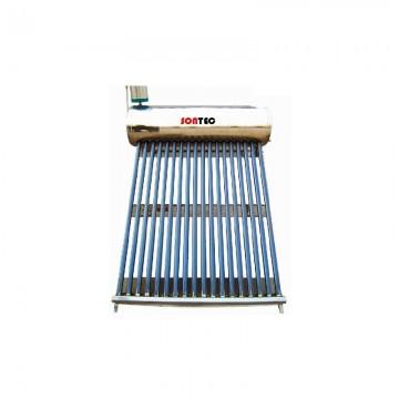 Poza Panou solar nepresurizat cu boiler inox/inox 150 litri Sontec SP-470-58/1800-150/18-C