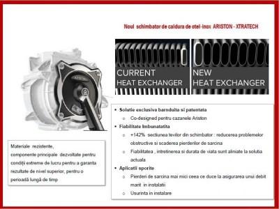 Poza Centrala termica Ariston Clas One 24 KW, condensatie, cu functionare pe GPL si pachet de armaturi necesare pentru montaj. Poza 14330