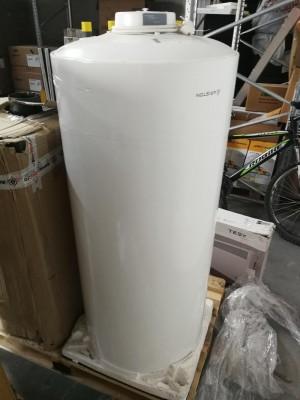 Poza Boiler cu o serpentina Ariston BCH 160 litri resigilat. Poza 15391