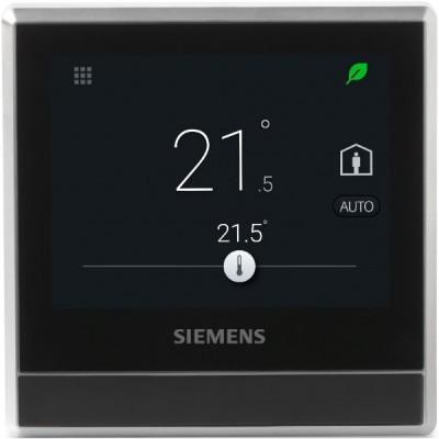 Poza Cronotermostat digital cu control prin internet Siemens RDS110. Poza 15145