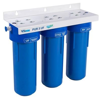 Poza Filtru apa potabila in 3 trepte cu ultrafiltrare Valrom PUR 3 UF. Poza 16581