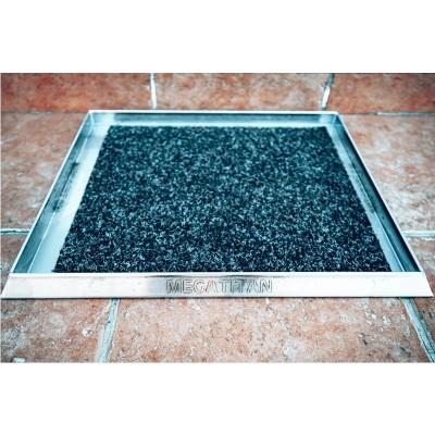 Poza Tavita de inox Megatitan pentru dezinfectarea incaltamintei. Poza 16682