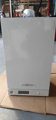 Poza Centrala termica in condensare cu touchscreen Viessmann Vitodens 100-W 35 kw combi B1KC157 resigilat. Poza 17012
