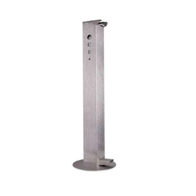 Poza Dispenser dezinfectant maini cu actionare din pedala, Quickshop.ro, Inox, capacitate 1 litru. Poza 17214