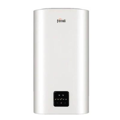 Poza Boiler electric Ferroli Titano Twin 50 litri control prin internet, wi-fi. Poza 17865