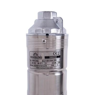 Poza Pompa submersibila cu surub wasserkonig SI8550, pentru ape curate, diametru 4