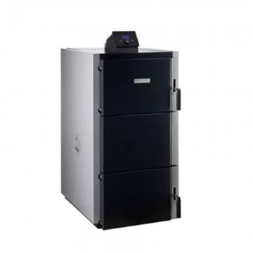 poza Centrala termica pe lemne cu gazeificare Bosch SOLID 6000 W SFW 22-2 HFM 22 kW