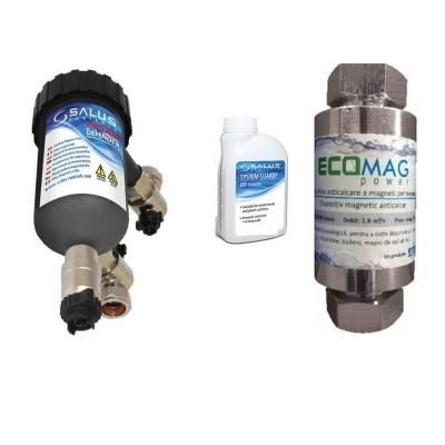 Poza Filtru antimagnetita Salus MD34A Mag defender 3/4, filtru anticalcar 1/2, protectie centrala termica. Poza 18209