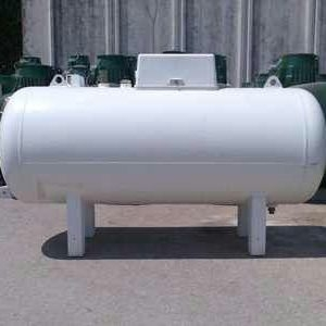 Poza Rezervor/Bazin GPL suprateran 2700 litri Tanky Gas, echipat complet fabricat in Grecia. Poza 18559