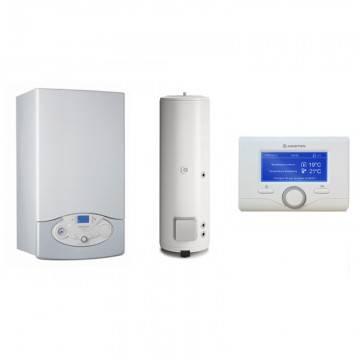 Poza Pachet Centrala termica Clas Premium System Evo 35 EU 35 kw cu boiler BC1S 300 Litri