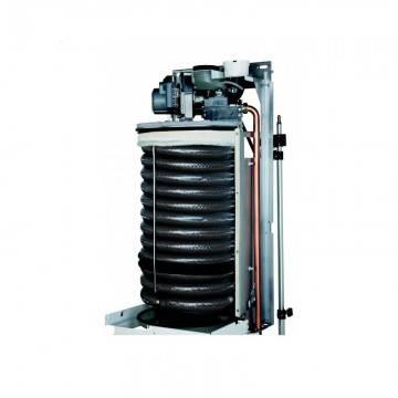 Poza structura interna centrala termica in condensare Ferroli EnergyTop W 60 kW