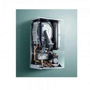 Poza Structura interna Centrala termica in condensatie Vaillant Ecotec VUW INT II 346/5-5 - 34 kW