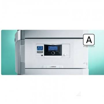 Poza Display Centrala termica in condensatie cu boiler incorporat Vaillant Ecotec VSC INT 266/4-5 - 26 kW
