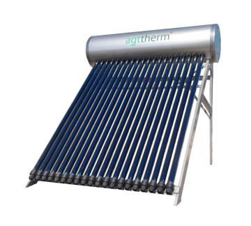 poza Panou solar presurizat cu boiler 200 litri Agttherm SPTV200