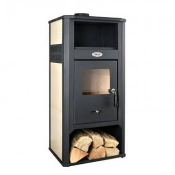 Poza Semineu lemn Ferroli MIRANO 9,5 kw