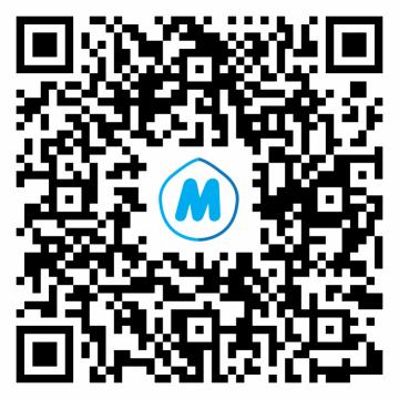 Poza QR Code iOs Appstore Melissa app