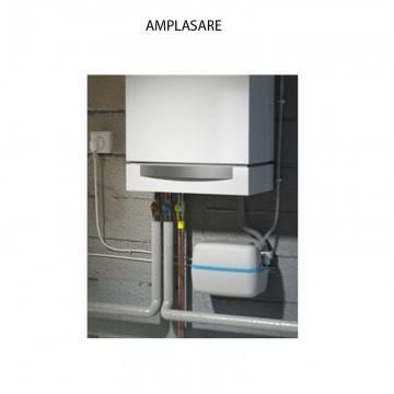 Poza Amplasare pompa de condens centrale termice Sanicondens Pro