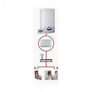 Poza Amplasare  centrala termica Ariston Clas Premium Net 30 EU 30 KW