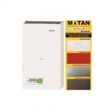 Poza Centrala termica cu tiraj fortat Motan MkDens Color 25 Erp - 25 kW
