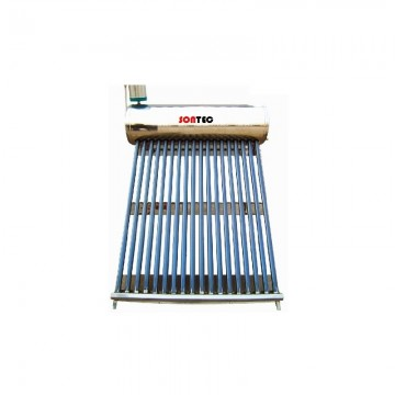 Poza Panou solar nepresurizat cu boiler inox/inox 122 litri Sontec SP-470-58/1800-122/15-C