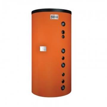 De ce este bine sa folosim un Puffer in instalatiile de incalzire cu centrale termice pe lemne. Poza 59