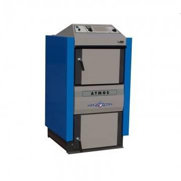 Poza Centrala termica pe lemne ATMOS DC30SX 30 kW
