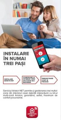 Poza Centrala termica Ariston Clas Premium Evo Net 30 EU 30 KW. Poza 7919