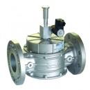 Electrovana de gaz Tecnogas DN100, corp aluminiu, normal deschisa, armare manuala, flansa