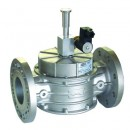 Electrovana de gaz Tecnogas DN250, corp aluminiu, normal deschisa, armare manuala, flansa