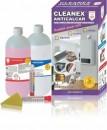 Pachet de curatare pentru centralele termice murale Cleanex Anticalcar